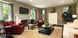 interior construction services in San Francisco and Marin County